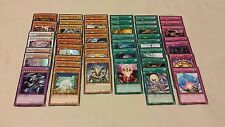 Yugioh Blue Eyes Dragon Deck 45 Cards Trade In Silver's Cry Free Booster Packs!