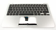 Apple MacBook Air A1370 2011 Topcase Tastatur Keyboard IT Italiano Italienisch