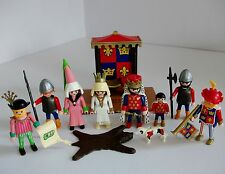 Playmobil Medieval Royal Kings Court 3659