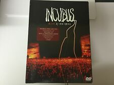 Incubus - Alive At Red Rocks (DVD, 2004) 5099720275770 + CD 2 DISC