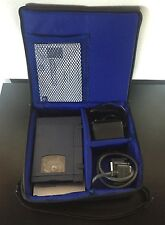 Iomega Zip 100 Z100P2 External Drive + Cable + Power Supply + Carrying Case