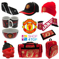 MANCHESTER UNITED FC FOOTBALL CLUB OFFICIAL FAN APPAREL MERCHANDISE SOCCER TEAM