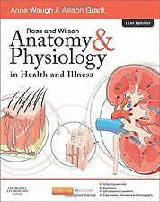 Ross and Wilson Anatomy and Physiology in Health and Illness 12e [Text Book]