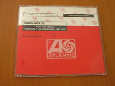 MATCHBOX 20 TWENTY - BACK 2 GOOD (RADIO EDIT) AUSTRALIA PROMO CD SINGLE 1 TRACK