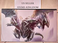 USA Seller Custom Yugioh Playmat Play Mat Blue-Eyes Ultimate Dragon  # 492