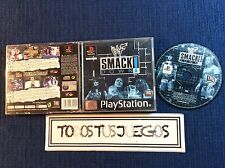 Smack Down! Smackdown! Playstation Play Station