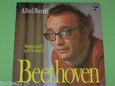 Beethoven - Brendel - Sonate Nr.9,10,28 - Philips LP