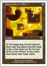 TEFERI'S PUZZLE BOX Seventh Edition MTG Artifact RARE