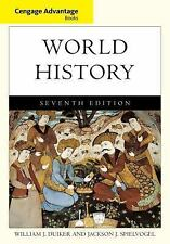 World History by Jackson J. Spielvogel and William J. Duiker (2012, Paperback)