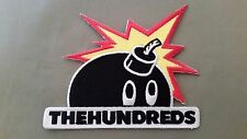 the hundreds embroidered patch