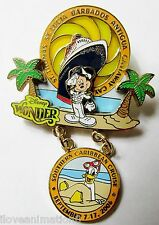 Disney DCL Southern Caribbean Cruise Captain Mickey and Donald Artist Proof  Pin