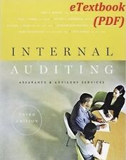 Internal Auditing: Assurance & Advisory Services (3rd Edition, eTextbook - PDF)