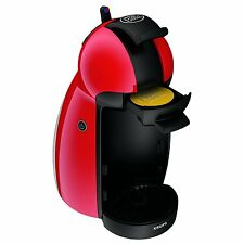 KRUPS KP1006 DOLCE GUSTO CAPSULE COFFEE MACHINE, RED
