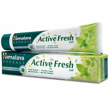Himalaya Fresh gel Toothpaste - 100 Gram - effective for Freshness, tighten gums