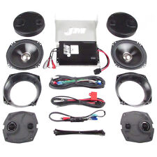 J&M Performance Series 4 Speaker & Amp Kit 2006-2013 Harley Ultra Classic