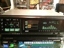 rare alpine ERA-G150 top radio audio stereo made in Japan EQ 7 BAND