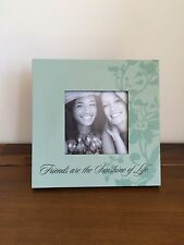 NEW Wooden 'Friend' Photo Frame Friendship Gift Freestanding or Wall-Mounted