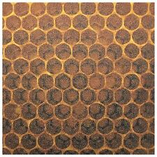 "Infused Kydex Honey Comb Print 7.5"" X 7.5"" Sheet FREE SHIPPING"