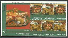 ALBANIEN/ CEPT 2005  MiNr 3048/49 D/E ** im MH 9