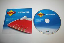 CD driver per FRITZ! BOX 3370: WLAN rapida e Internet art. N.: 2000 2478