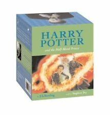 Harry Potter and the Half-Blood Prince: J K ROWLING STEPHEN FRY 17 CD SET