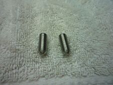 SOUNDSTREAM REFERENCE POWER/GROUND/FUSE TERMINAL SCREWS HEX TYPE LOT OF 2!!!