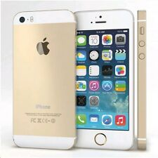 "Seller Refurbished Imported Apple iPhone 5s 32GB 1GB 4.7"" 8MP 1.2MP Gold Color"