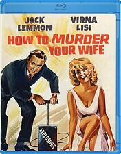 How to Murder Your Wife (Jack Lemmon) Region A BLURAY - Sealed
