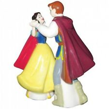 Snow White & The Prince Magnetic Salt & Pepper Shakers, NEW