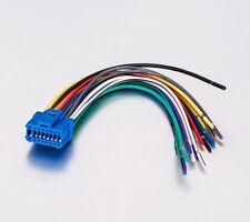 Pioneer AVH-P6500DVD AVIC-N1 AVIC-N2 AVIC-N3 16Pin Copper Wire Harness Plug