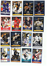2016-17 PANINI NHL COLLECTIBLE STICKERS - YOU PICK SIX(6) YOU NEED