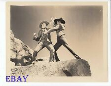 Roy Rogers Young Buffalo Bill VINTAGE Photo