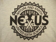 Nexxus Nature And Earth United With Science Shampoo Hair Care Products T Shirt L