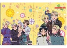 *NEW* Hetalia: Axis Powers Group Pocket File Folder by GE Animation