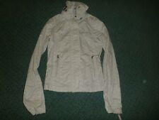 Women's White check BENCH BBQ Jacket