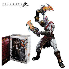 PLAY ARTS KAI GOD OF WAR 3 KRATOS GHOST OF SPARTA STATUE ACTION FIGURES KIDS TOY