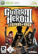 GUITAR HERO 3  LEGENDS OF ROCK         -- NEUF        -----   pour X-BOX 360