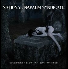 National Napalm Syndicate - Resurrection of the Wicked CD 2006 Trinity Records