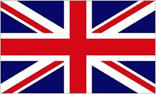 GB UK Union Jack Flag Exterior Vinyl Sticker Decals Car Scooter