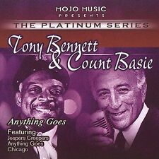Anything Goes, Tony Bennett;Count Basie, New