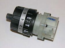 Getriebe Makita  BHP 442 BHP 452  Orginal  125387-0  Schlag Bohr Getriebe
