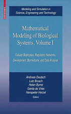 Mathematical Modeling of Biological Systems, Vol, , New