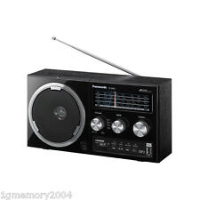 Panasonic RF-800U Retro Portable Stereo Radio + USB MP3 **NEW**