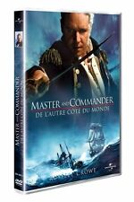 DVD *** MASTER AND COMMANDER *** neuf sous cello