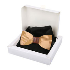 Cairho Wooden Bow Tie - CBT301