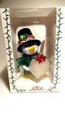 "*NEW* Annalee (2008) COOL GIFTS PENGUIN 4"" New in Box In-Lights"