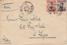 Lettre 1923 Indochine HANOI    France Indochina Asia China Cover