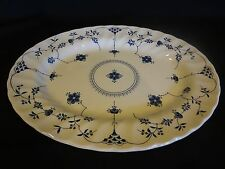 "Churchill China - Finlandia - 12"" Oval Serving Platter - Made in England"