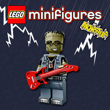 LEGO Minifigures #71010 - Halloween / Monsters - Monster Rocker - NEW / Sealed