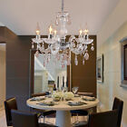 Luxury Ceiling lamp 5 Candle lights lighting Fixture Crystal Chandelier Pendant